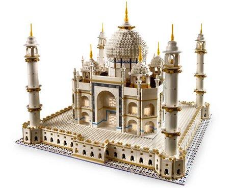 Picture of the Taj Mahal