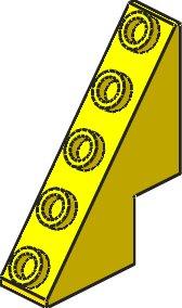 Slope Brick 53 3 x 1 x 3 & 1/3 with Studs